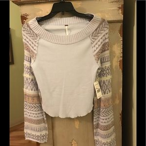 Ladies sweater/free people